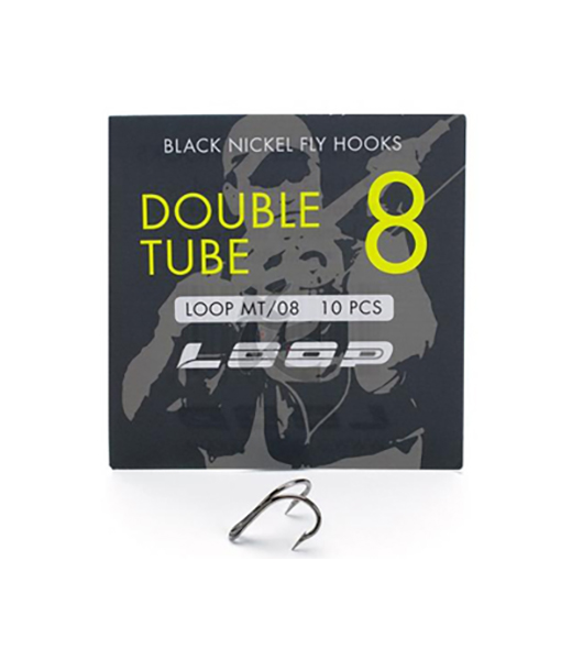 Loop Black Nickel Dubbelkrok 4