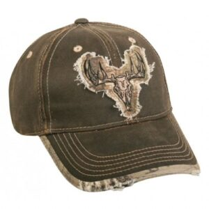 Realtree Hunting Keps Brown/Xtra Whitetail