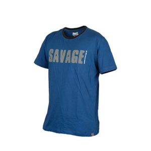 Savage Gear Simply Savage Tee Blue L