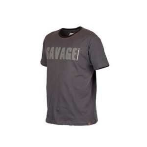 Savage Gear Simply Savage Tee Grey S